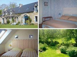 Chambres d'hôtes de charme , Le Hameau de Kergastel, clohars carnoet 29360