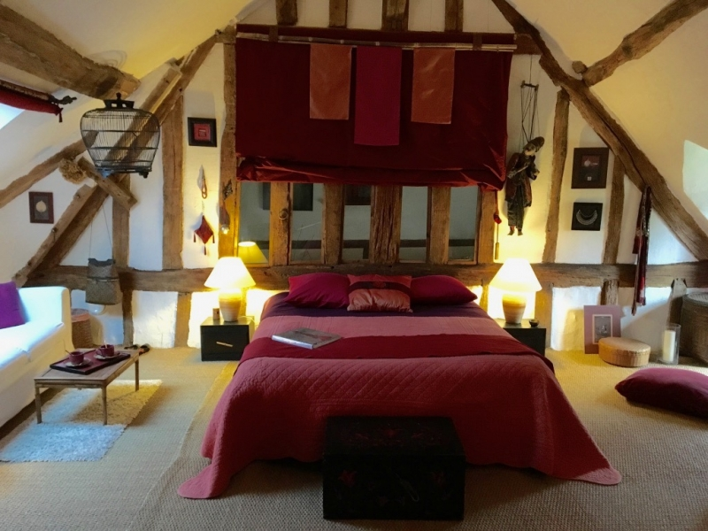 Chambres d'hôtes Dufourcq melleroy 45220 N° 1