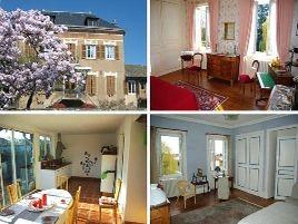 Chambres d'hôtes de charme , Le Clos des Tanneurs, taponas 69220