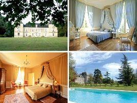 Chambres d'hôtes de charme , Château de Cop-Choux, mouzeil 44850