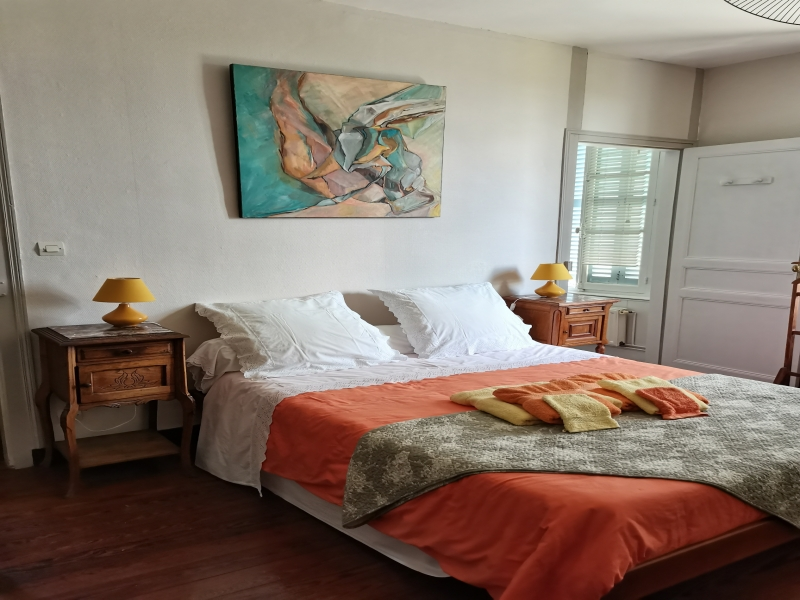 Chambres d'hôtes Deterpigny lunay 41360 N° 2