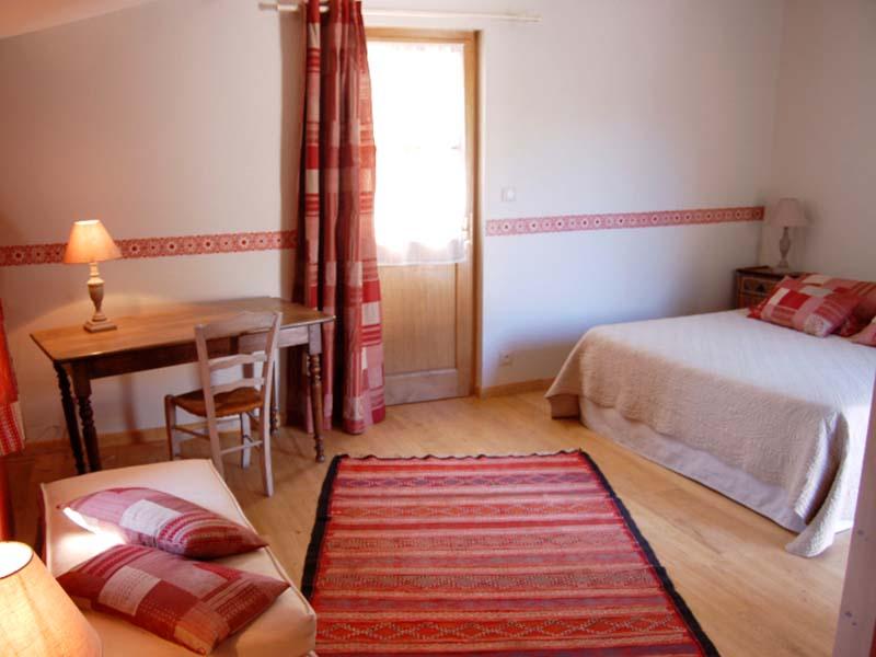 Chambres d'hôtes Muet allex 26400 N° 2