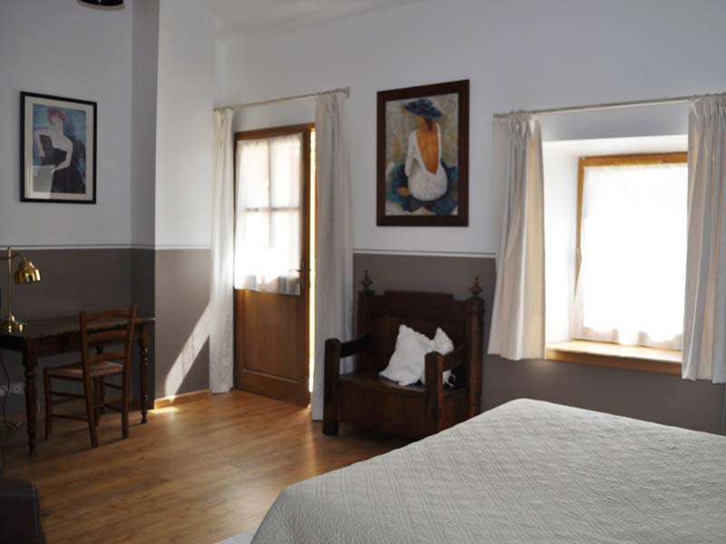 Chambres d'hôtes Muet allex 26400 N° 6