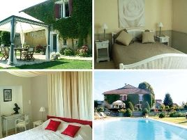 Chambres d'hôtes de charme , La Bastide , chapdeuil 24320