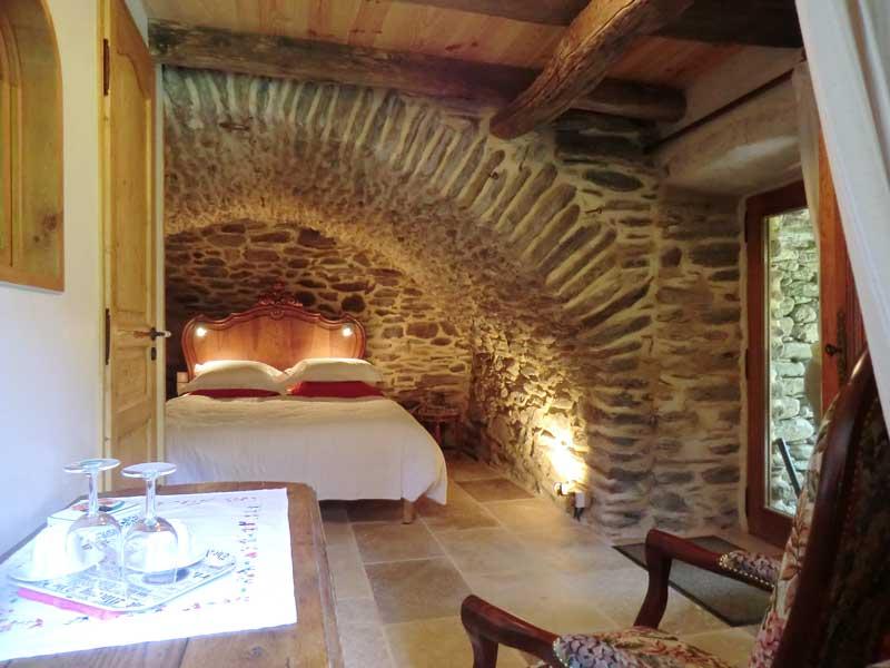 Chambres d'hôtes Mathis saint privat de vallongue 48240 N° 2