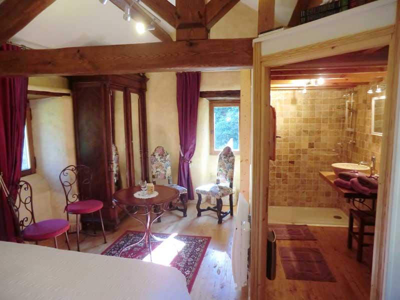 Chambres d'hôtes Mathis saint privat de vallongue 48240 N° 3