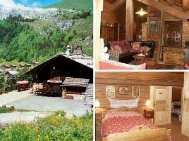 Bed Breakfast La Bournerie Grand Bornand 74450
