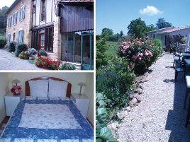 Chambres d'hôtes de charme , Auberge de village Villanoue, mancioux 31360