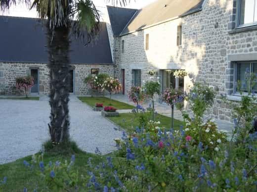 Chambres d'hôtes de charme , Clémasine, montfarville 50760