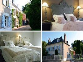 Chambres d'hôtes de charme , La Closerie Saint-Vincent, poce sur cisse 37530