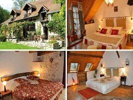 Chambres d'hôtes de charme , La Bageatière, lepin le lac 73610
