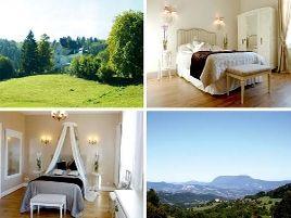 Chambres d'hôtes de charme , Montchâteau , merlas 38620