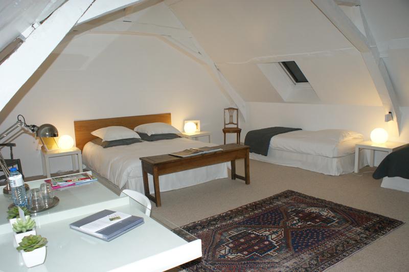 Chambres d'hôtes Chabrier daumeray 49640 N° 2
