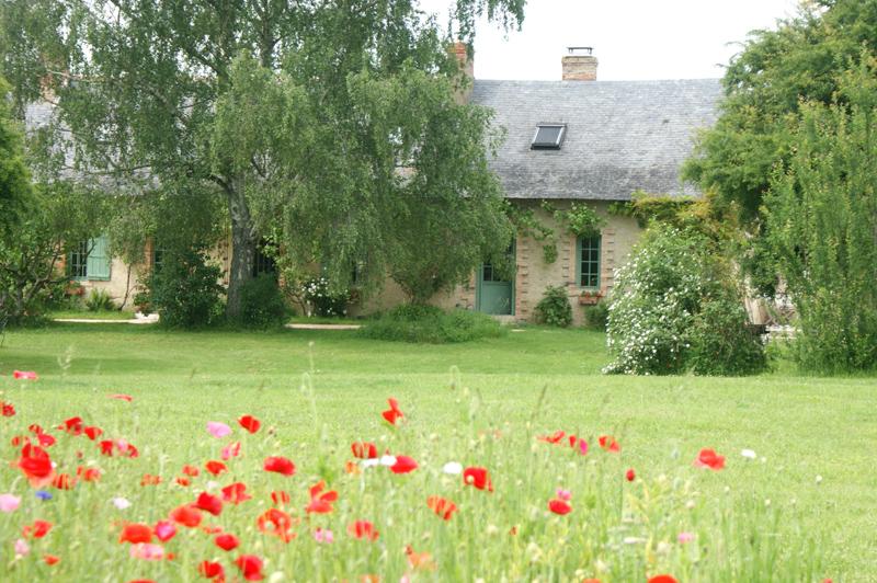 Chambres d'hôtes Chabrier daumeray 49640 N° 3