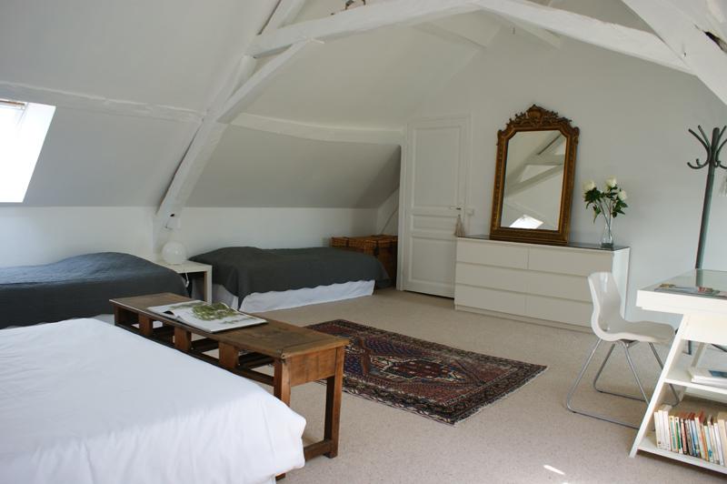 Chambres d'hôtes Chabrier daumeray 49640 N° 1