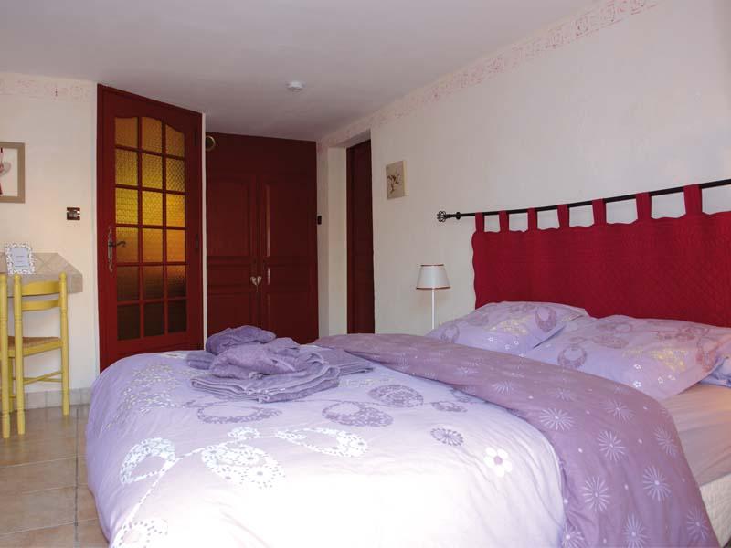 Chambres d'hôtes Buchet-Lecocq caumont sur durance 84510 N° 3