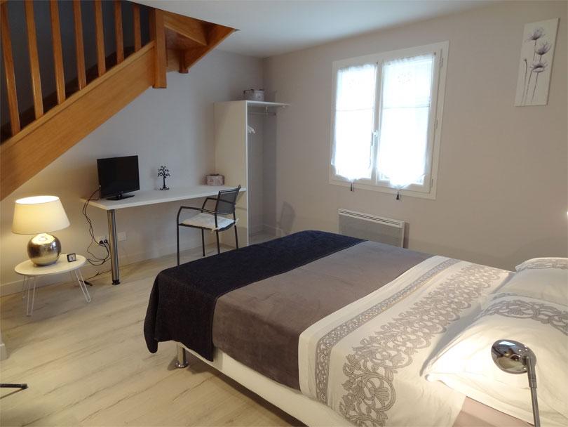 Chambres d'hôtes Oderut cailloux sur fontaines 69270 N° 1