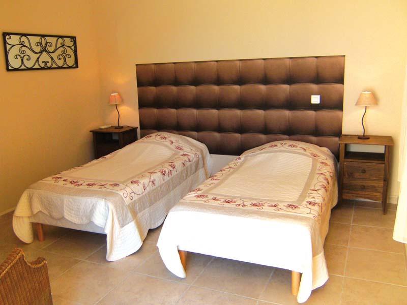 Chambres d'hôtes Morizot beaumes de venise 84190 N° 4