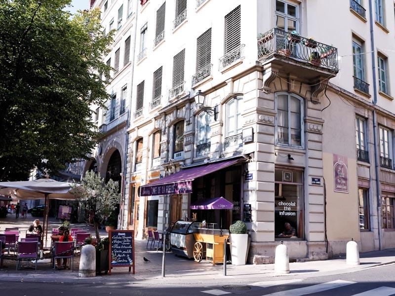 Chambres d'hôtes Le Meur lyon  5e  arrondissement 69005 N° 1