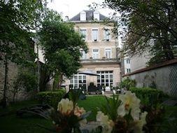 Chambres d'hôtes de charme , La Demeure des Sacres, reims 51100