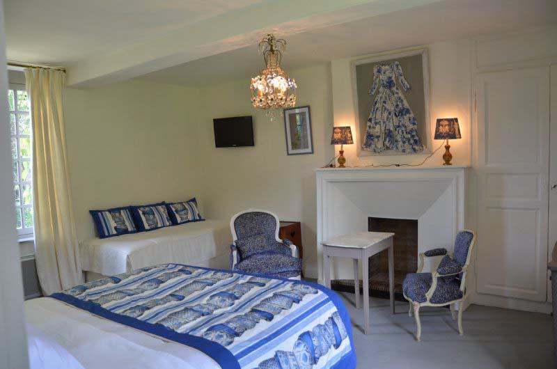 Chambres d'hôtes Gourbesville honfleur 14600 N° 6