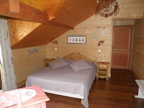 Chambres d'hôtes Blaison tendon 88460 N° 4
