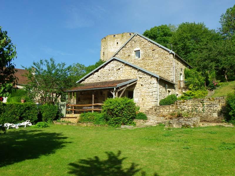 Chambres d'hôtes Chivrac chaudenay le chateau 21360 N° 1