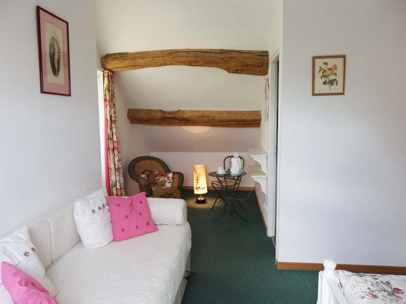 Chambres d'hôtes Chivrac chaudenay le chateau 21360 N° 3