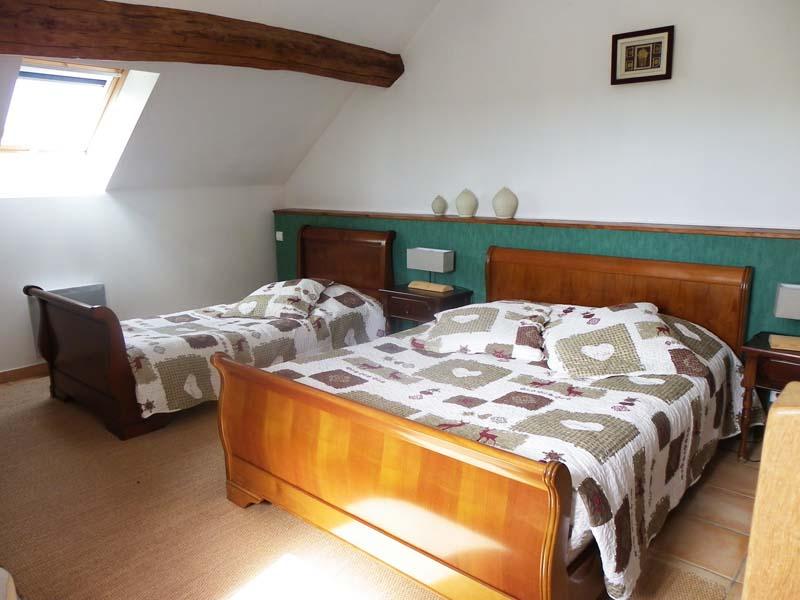 Chambres d'hôtes Chivrac chaudenay le chateau 21360 N° 5