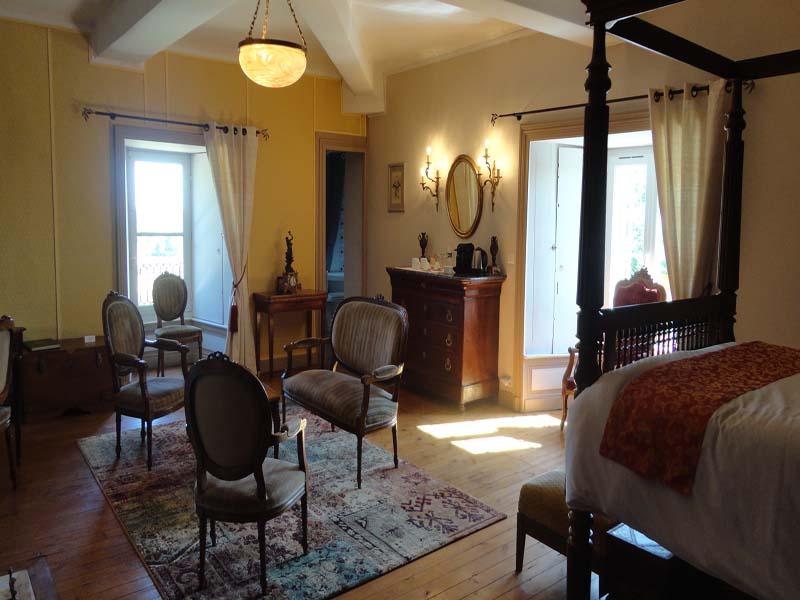 Chambres d'hôtes Robert maulevrier 49360 N° 7