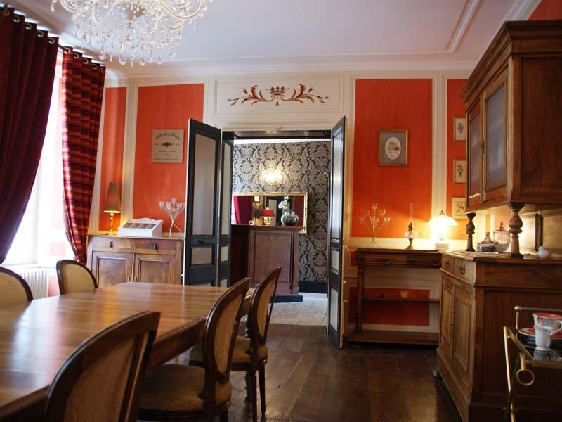 Chambres d'hôtes Blanc-Gillier fontenay le comte 85200 N° 1