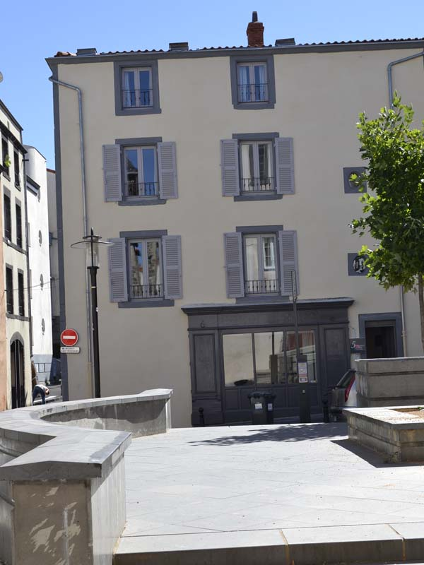 Chambres d'hôtes Nicolaux clermont ferrand 63000 N° 9