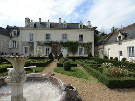 Chambres d'hôtes de charme , La Chancellerie, huismes 37420