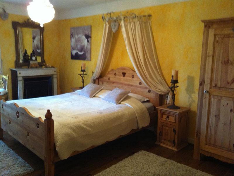 Chambres d'hôtes Noble-Mignet vaulx 74150 N° 5