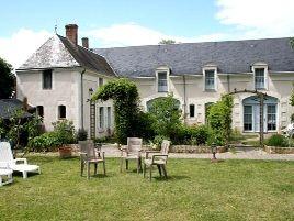 Chambres d'hôtes de charme , La Varenne, monthou sur cher 41400