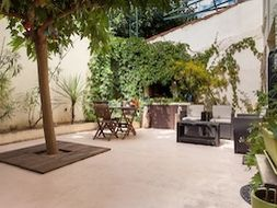 Chambres d'hôtes de charme , La Patio de Valros, valros 34290