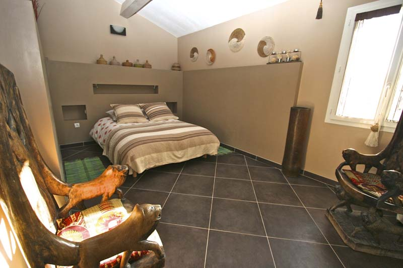 Chambres d'hôtes Basma castellet 83330 N° 3