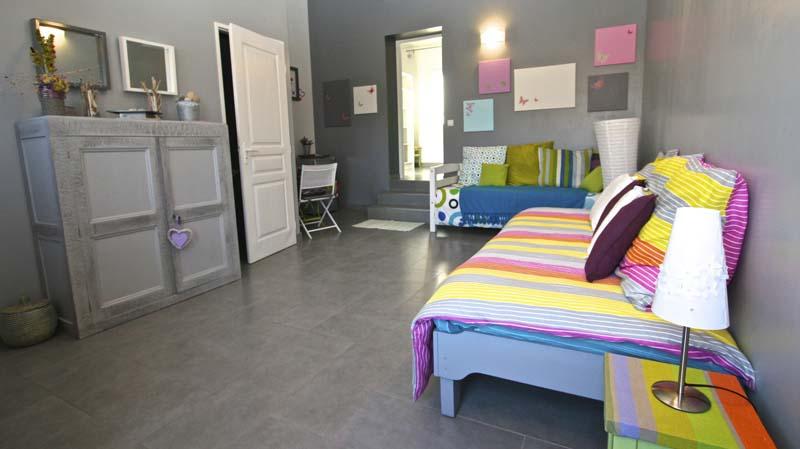 Chambres d'hôtes Basma castellet 83330 N° 4