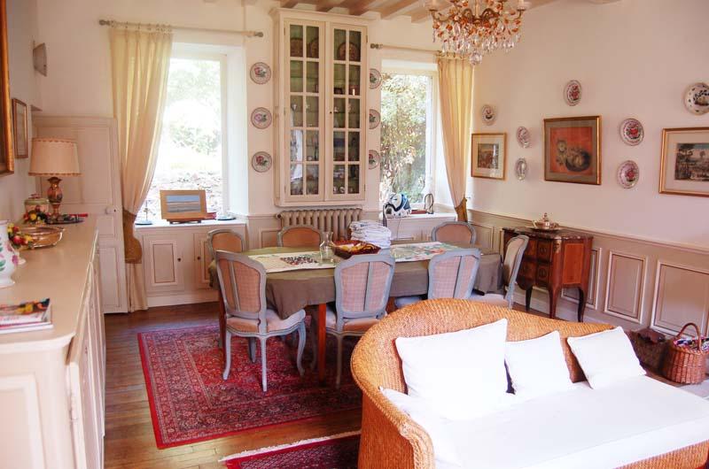 Chambres d'hôtes Verschoote genets 50530 N° 2