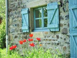 Chambres d'hôtes de charme , La Garnasette, rosieres 43800