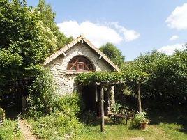 Chambres d'hôtes de charme , La Salvetat du Larzac, couvertoirade 12230