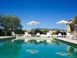 Chambres d'hôtes de charme , La Villa Champ Signoret, malaucene 84340