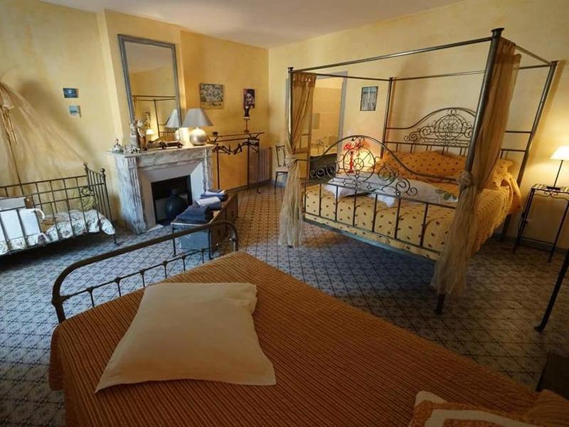 Chambres d'hôtes Bonnes ferrals les corbieres 11200 N° 2