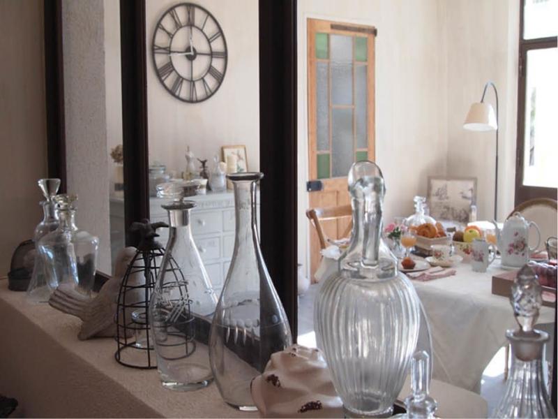 Chambres d'hôtes Grassi chateauneuf de gadagne 84470 N° 4
