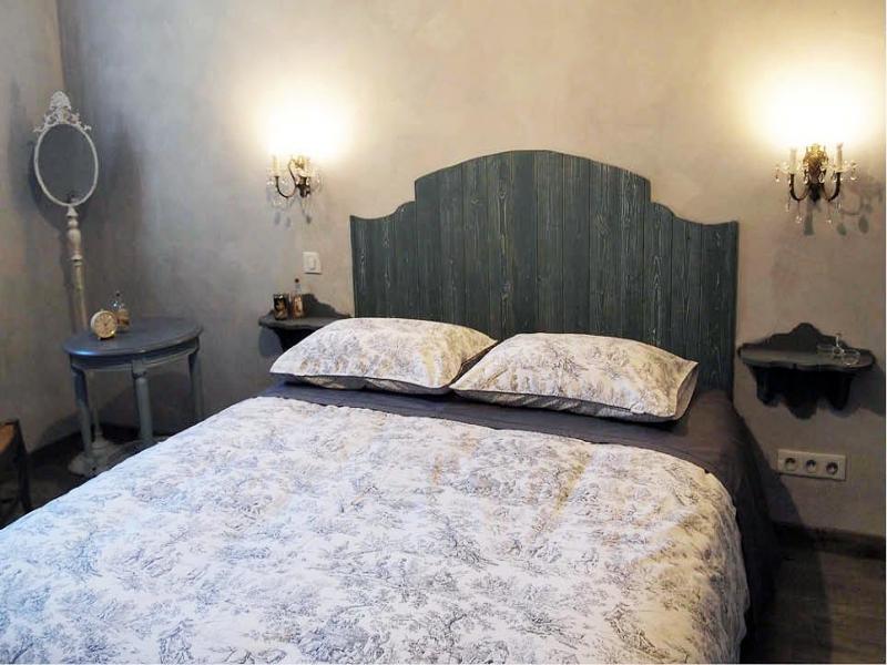 Chambres d'hôtes Grassi chateauneuf de gadagne 84470 N° 11