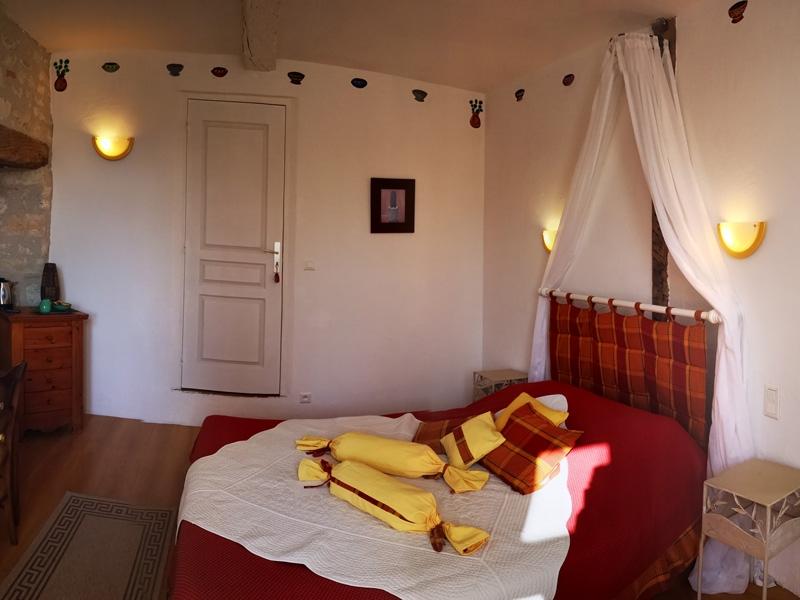 Chambres d'hôtes Robinot castelnau de montmiral 81140 N° 6