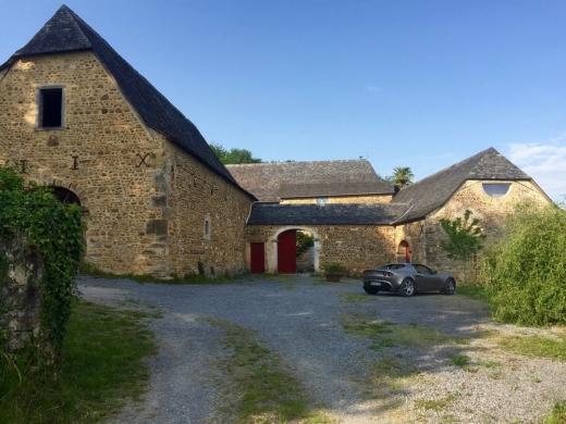 Chambres d'hôtes de charme , Maison D'Orride, ledeuix 64400