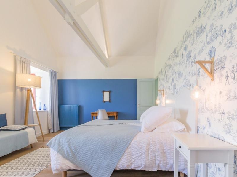 Chambres d'hôtes Saillard quettreville sur sienne 50660 N° 4