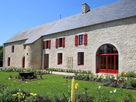 Chambres d'hôtes de charme , Manoir des Loges, quettreville sur sienne 50660