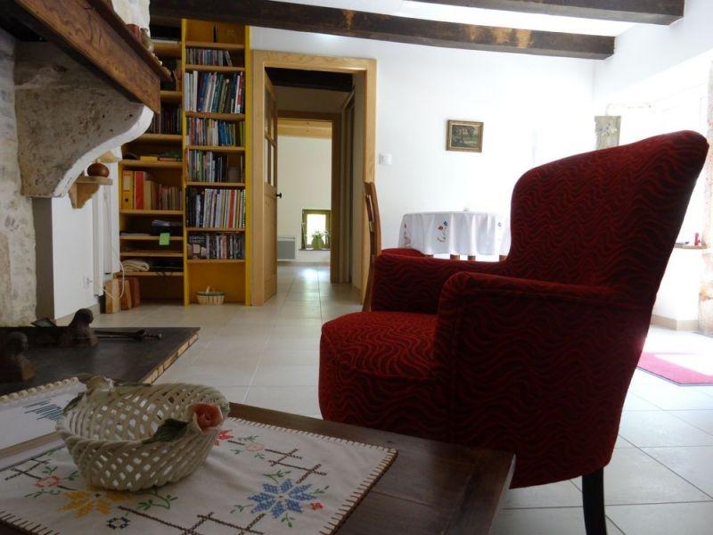 Chambres d'hôtes Pradines trampot 88350 N° 5